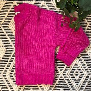 AE knitting sweater